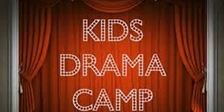 1st-5th Grade Drama Camp - 1:00 -5:00 pm tickets