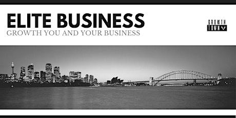 Elite Business: Biznes & Marketing tickets