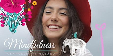 Curso Mindfulness 8 semanas entradas