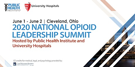 2020 National Opioid Leadership Summit tickets