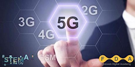 5G: cosa è e quali servizi offrirà biglietti