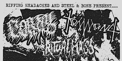 Ruin Lust / Mortal Wound / Kommand / Ritual Mass a