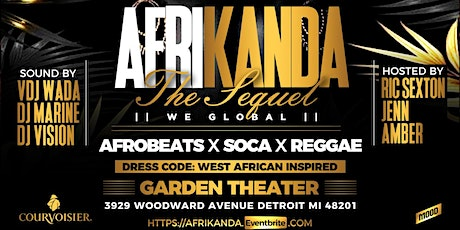 Afrikanda The Sequel tickets
