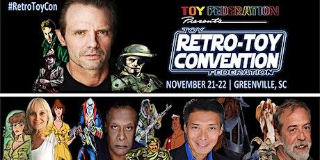 Retro-Toy Con: Greenville SC 2020 tickets