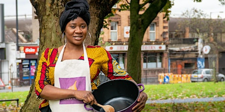 Gambian cookery class with Sereh in Bristol tickets