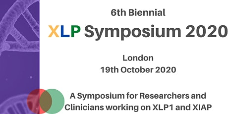 XLP Symposium 2020 tickets