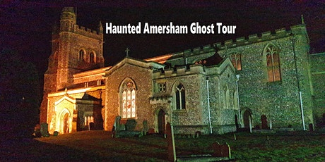 Haunted Amersham Ghost Tour tickets