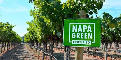 Napa Green Member Meeting & Happy Hour tickets