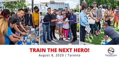 Train the Next Hero! FREE Life Saving Skills Workshop | August 8th 2020 tickets