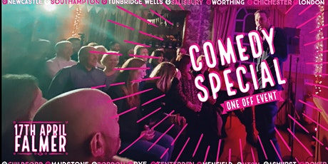 Comedy Special at RUBY! (Falmer) tickets