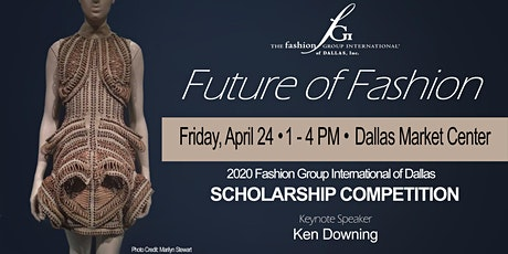2020 FGI of Dallas Scholarship Competition Student Registration tickets