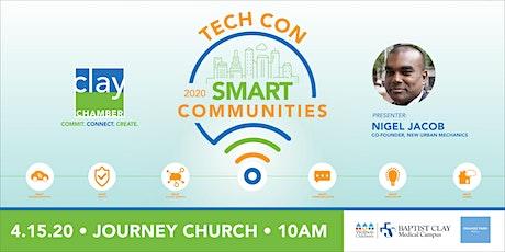 POSTPONED - 2020 Clay Chamber Tech Con - Smart Communities tickets