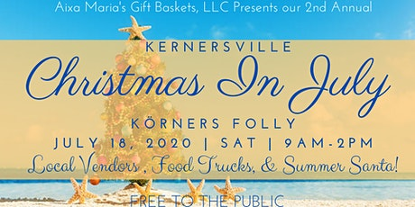 Kernersville Christmas In July tickets