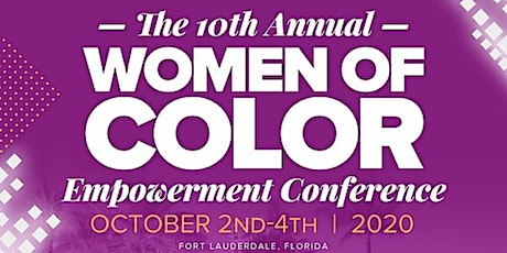 10th  Annual Women of Color Empowerment Conference tickets