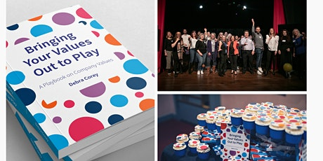 "Bringing your company values ""out to play"" workshop tickets"