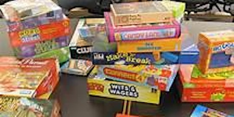 Board Games and Crafts at Tesco's Community Room tickets