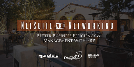 NetSuite & Networking: Discover the No. 1 Cloud ERP tickets