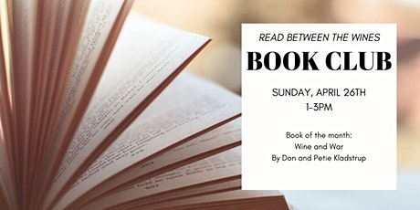 Read Between the Wines Book Club tickets