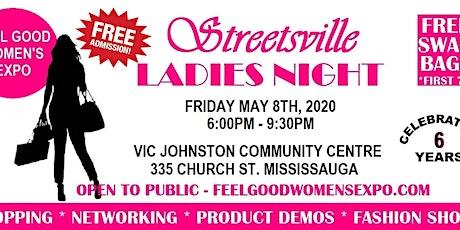 Streetsville Ladies Night tickets