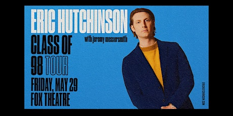 ERIC HUTCHINSON with JEREMY MESSERSMITH tickets