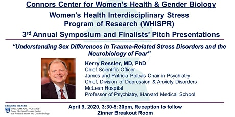 3rd Annual WHISPR Symposium and Finalists' Pitch Presentations tickets