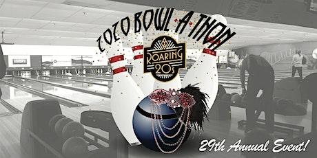 29th Annual Bowl-A-Thon tickets