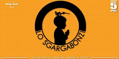 Lo Sgargabonzi live al Garagesound biglietti
