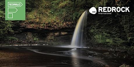 Neath Valley Waterfalls: Freshwalks Netwalking Event tickets
