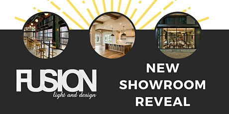 Fusion Light and Design - New Denver  Showroom Reveal tickets