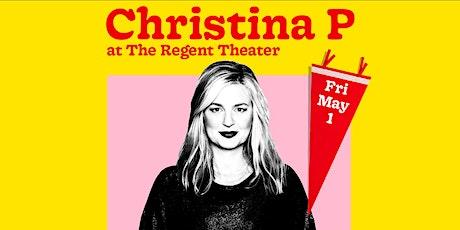 Netflix Is A Joke Presents: Christina P: Ride or Die Tour tickets