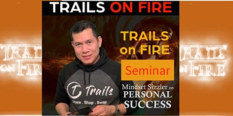 Trails on Fire - Manila Success and Leadership Sizzler tickets