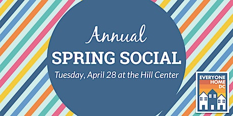 Everyone Home DC Annual Spring Social  tickets
