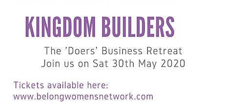 Belong Womens Network: Kingdom Builders 2020 tickets