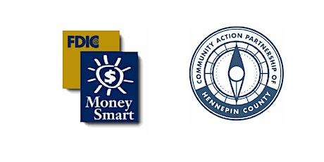 Money Smart, a FREE financial education workshop tickets