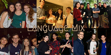 Expats & Locals meetup @ Language Mix Social in Central tickets