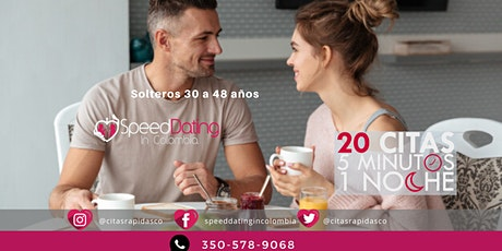 Speed Dating Maduritos 45 a 60 años  entradas