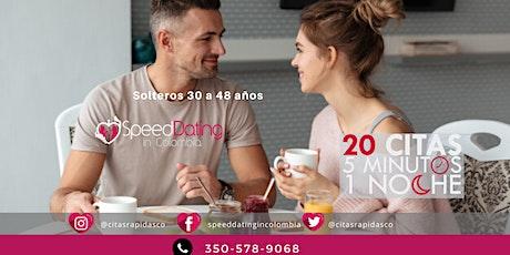 Speed Dating Maduritos 45 a 60 años  boletos