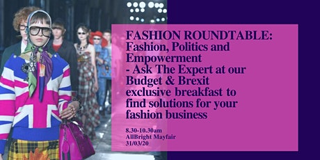 Fashion Roundtable: Ask The Expert - Empowered Solutions For Your Business tickets