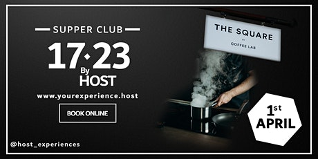 1723 Supper Club Takeover tickets