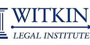 Witkin CA Supreme Court Spring 2020 Update: Searching,...