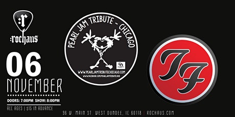 Pearl Jam Chicago - Tribute to Pearl Jam tickets