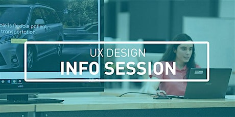 Free UX Design Info Session (Online) tickets