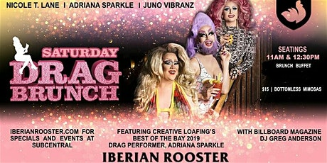 Drag Brunch tickets