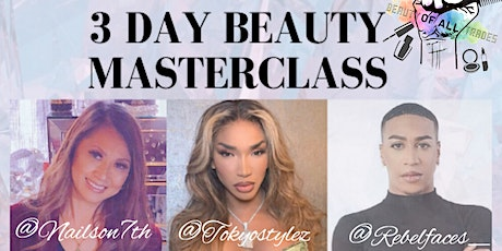 Beauty Of All Trades Bootcamp NYC tickets