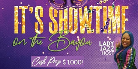 Its Showtime on the Bayou Majorette Dance Competition tickets