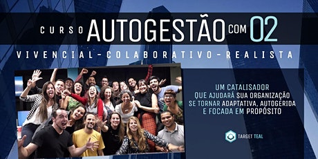 Curso Autogestão com O2 - Belo Horizonte bilhetes