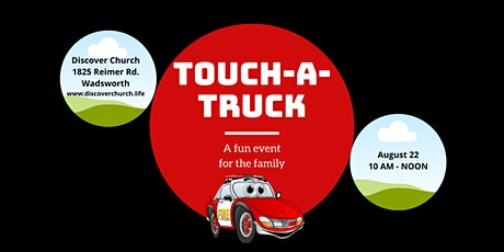 Touch-A-Truck tickets