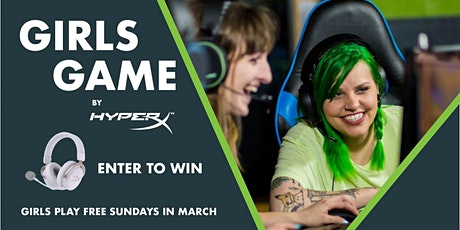 Girls Game by HyperX tickets