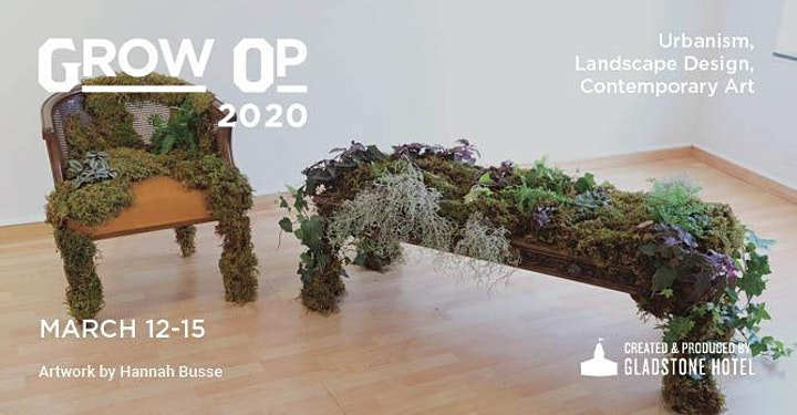 Grow Op 2020 | Exhibition at the Gladstone Hotel image