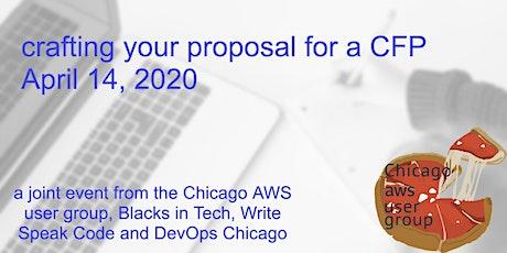 CFP workshop - DevOpsDays Chicago tickets